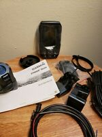 Garmin Striker Plus 4 Fishfinder W/ Many accessories Cords Manual