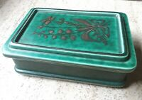 Art Deco Argenta Ware Lidded Box by William Cage for Gustavsberg