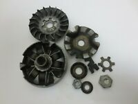 2008 Can Am DS 70 ATV Primary Drive Clutch Assembly