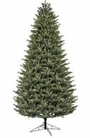 GE 9-ft Oakmont Spruce Artificial Christmas Tree 900 Multi-Function LED Lights