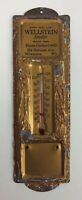 antique ADVERTISING THERMOMETER MILWAUKEE WISCONSIN JEWELER