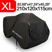 Neverland Nl225-05-Xl-Vc Xl Custom Waterproof Quad Atv Cover Universal Fit Polar
