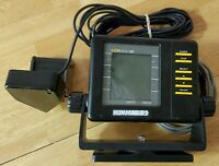 HUMMINBIRD LCR 400 ID Fish Finder/Depth with Transducer and Cables