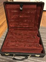 Buffet Crampon double attache clarinet case