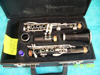 Le Blanc VITO 7213 Clarinet Tech tested / repaired  & ready to play Good Cond.