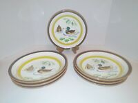 1ea Stangl Pottery Country Life Double Duck Mallard Soup Bowls EUC