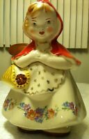 VINTAGE HULL LITTLE RED RIDING HOOD 13