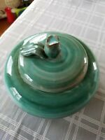 Vintage Stangl Pottery Covered Serving Bowl