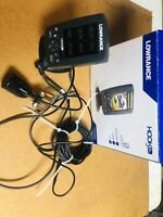 lowrance fish finder Good Condition