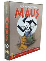 Maus : A Survivor#x27;s Tale. I. My Father Bleeds History. II. And Here My T GOOD $20.00