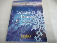 B1 Ludwig Holiday Music for Band by Gordon W. Bowie