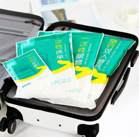 A One time Non woven Fabric Bed Sheets And Bed Covers On Business Trip Travel