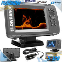 NEW Lowrance HOOK 5
