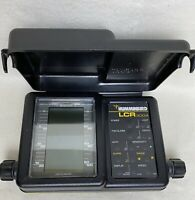 Hummingbird LCR-3004 Fish Depth Finder Untested As Is
