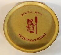 Vintage Pizza Hut International Fiberglass Camtray Serving Tray Cambro 14
