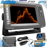 NEW Lowrance HOOK 7