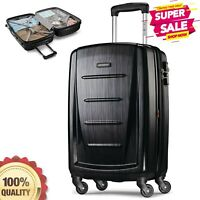 Samsonite Winfield 2 Fashion Hardside 20 Inch Spinner La Carry On Suitcase