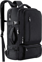45L Travel Backpack Flight Approved Carry on Backpack TSA Friendly