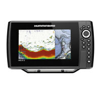 Humminbird HELIX 8 CHIRP Fishfinder/GPS Combo G3N w/Transom Mount Transducer