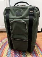 Tumi Alpha Bravo 22420SPH MCconnell Green International Carry On Luggage