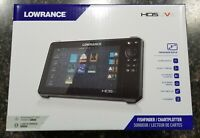 Lowrance HDS LIVE 9 with 3-in-1 Active Imaging Transducer **NEW IN BOX**