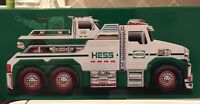 2019 Hess Toy Tow Truck Rescue Team NEW Unopened Holiday Collectible