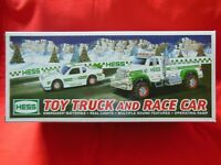 NEW 2011 Hess Toy Truck and Race Car