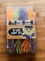 Halloween String Lights Skeleton Hands LED Indoor Outdoor Garland