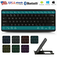 Backlit Smart Keyboard For iPad 8 th 7th Gen 10.2quot; 2019 iPad 6th 5th 9.7quot; 2020 $18.95