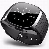 Mate Wrist Waterproof Bluetooth Smart Watch For Android HTC Samsung iPhone iOS $17.09