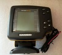 Hummingbird Wide Eye C Depth Fish Finder Head Unit amp; Bracket Only