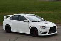 2014 Mitsubishi Lancer GSR with 35K in mods WATCH FULL VIDEO