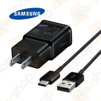 Original Samsung Galaxy S10 S10e Plus Fast Charge Wall Adapter amp; 1M Type C Cable $8.99