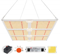 URSHCLE LED Grow Light Dimmable PU 6000 Grow Lights Compatible with Samsung amp; $456.42