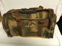 The Best Luggage Beach And Travel Bag With Tropical Design