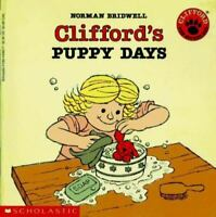 Clifford#x27;s Puppy Days Clifford The Big Red Dog Paperback GOOD $3.78