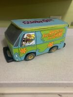 Scooby Doo Mystery Machine Carry On Suitcase On Wheels