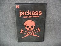 Jackass: The Lost Tapes DVD $8.29