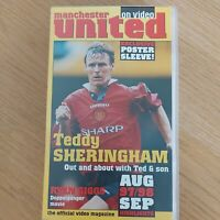 Manchester United VHS United on Video AUG SEP 97 98 Highlights