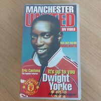 Manchester United VHS United on Video AUG SEP 1998 99 Highlights