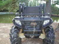 500/600/700/800 POLARIS SPORTSMAN  SNORKEL KIT..CHOOSE YOUR OWN LOCATION RISERS
