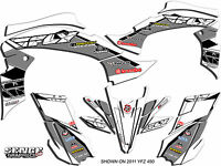 RAPTOR 90 YAMAHA GRAPHICS KIT DECO STICKERS ATV QUAD 4 WHEELER FOUR DECALS FLY