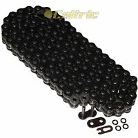 530 X 120 Links Motorcycle Atv Black O-Ring Drive Chain 530-Pitch 120-Links