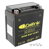 AGM BATTERY Fits SUZUKI LT-A500F QuadMaster 500 4X4 2000 2001