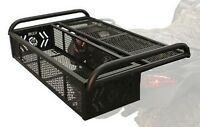 Kolpin Convertible Rear Drop Rack 53350 ATV Carriers & Racks Baskets Storage