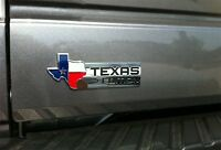 XL TEXAS EDITION Emblem Badge for Ford 150 250 350 Tailgate Universal Stick On $10.39