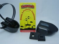TRANSDUCER SHIELD & SAVER + STRAP(LOWRANCE & HUMMINBIRD )FISH FINDER, PROTECTOR