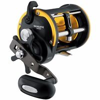 Daiwa Seagate Levelwind 6.1:1 Right Hand Saltwater Fishing Reel 60H - SGTLW60H