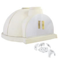 Wood or Gas fired  pizza oven - Accessories included. Glass door. Brick Pizza Ov