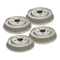 Centric Front&Rear Brake Drum 2PCS For 1961-1962 International Scout